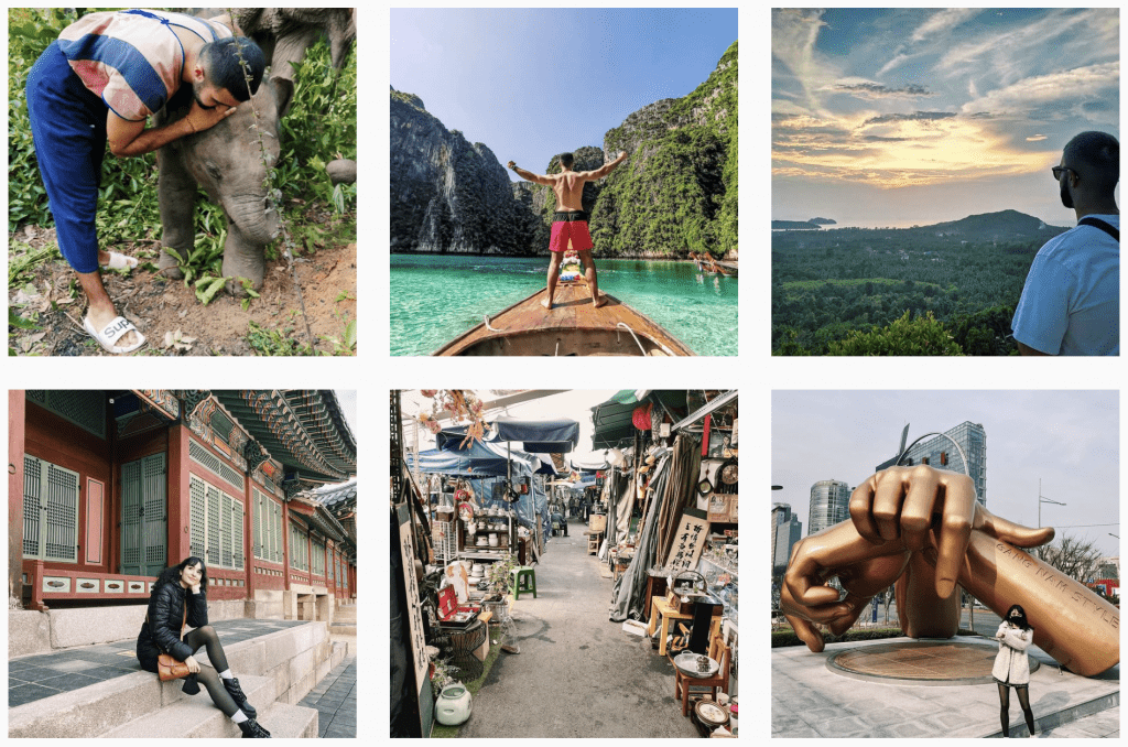 instagram study abroad with asia exchange