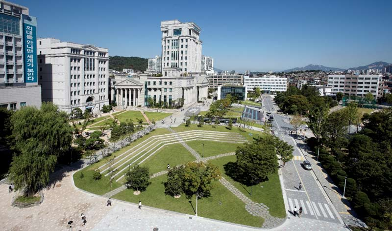 study at hufs-seoul-asia exchange
